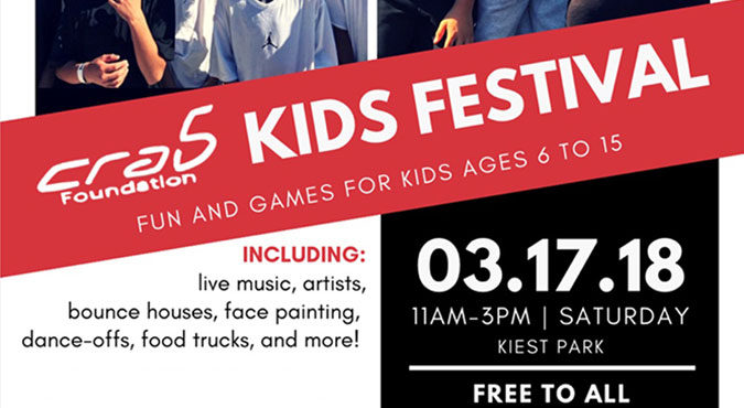 1st Annual Crab5 Foundation Kids Festival